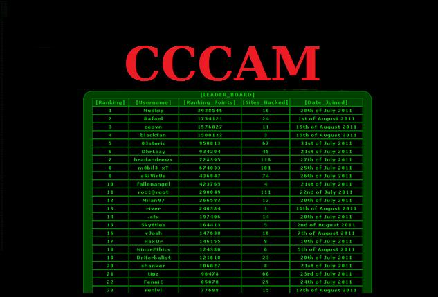 صورة طريقة جد رائعة للحصول على سيرفرات CCCAM المدفوعة دون ترك أي أثر + تجديد لفترة طويلة