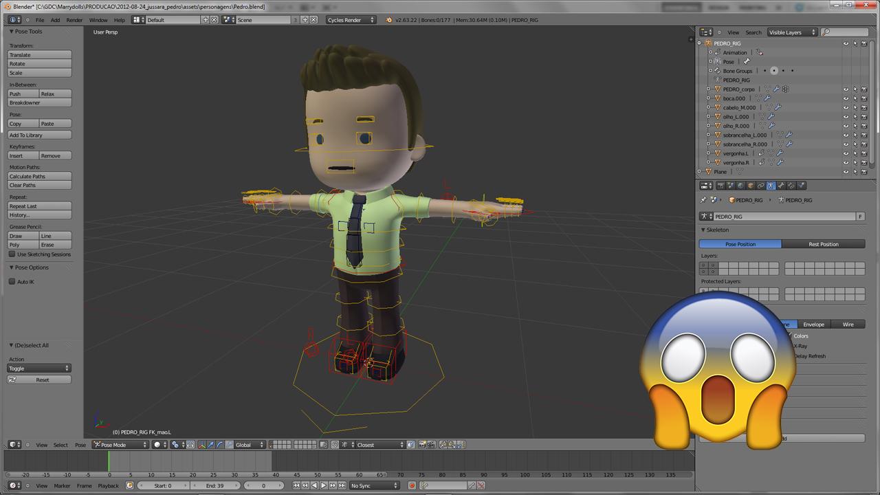 صورة تعلم بطرق بسيطة تصميم Animations 3D فقط بهاتفك !!