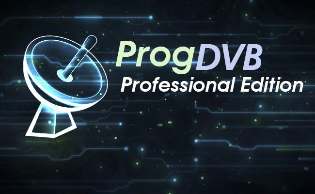 صورة برنامج ProgDVB الاصدار الأخير