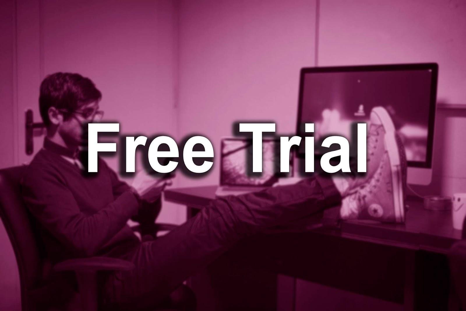 صورة أفضل موقع مجاني يقدم خدمة Trial
