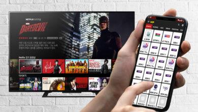 صورة لأول مرة Netflix الناسخ الاصدار المدفوع مجانا + تحديثات خرافية لعمالقة مشاهدة القنوات المشفرة